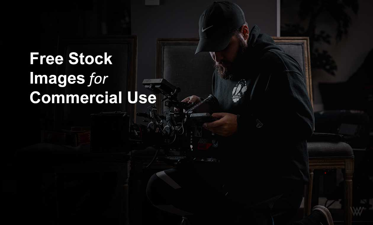 10 Free Stock Images for Commercial Use